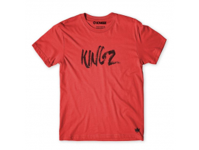 kingz signature red tricko tshirt