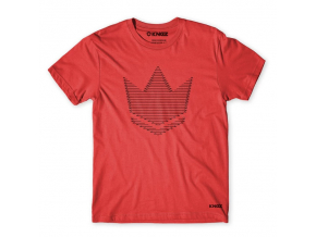 tricko tshirt kingz red wire tee