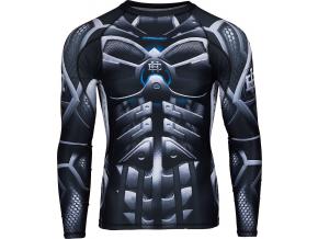 Rashguard - funkční tričko Extreme Hobby CYBER KNIGHT - dlouhý rukáv