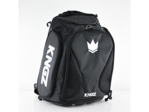 kingz backpack grande black bjj f1