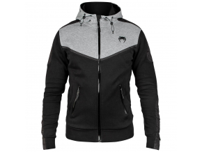 venum 03601 110 mikina hoody laser evo black heather grey f1
