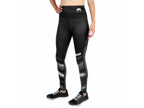 venum 03752 108 leginy leggings rapid 2.0 black white f1