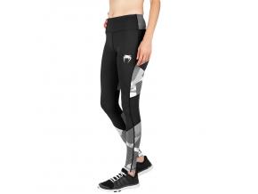 venum 03748 108 leginy leggings dune 2.0 black white f1