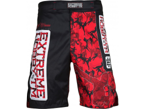 Grappling šortky Extreme Hobby RED WARRIOR