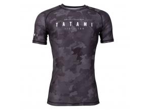 rasguard tatami steel kratky rukav short sleeves f2