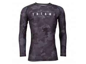 rasguard tatami steel dlouhy rukav long sleeves f2