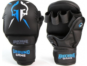 Tréninkové MMA rukavice Ground Game Logo