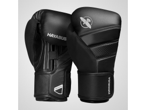 rukavice boxerske boxing gloves hayabusa t3 black f1