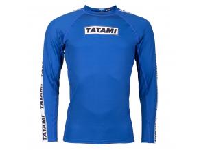 rashguard long blue tatami dweller 2
