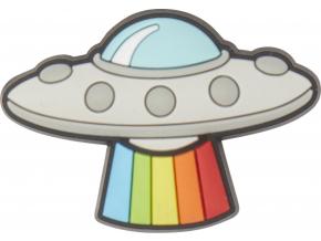 Crocs Odznáček Jibbitz - UFO Charm