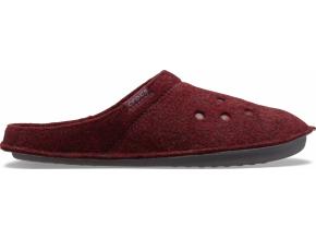 Crocs Classic Slipper - Burgundy/Burgundy