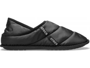 Crocs Neo Puff Slipper Black