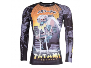 rashguard long tatami cyber honey badger 1