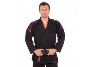 tatami gi bjj estilo6 black purple f1