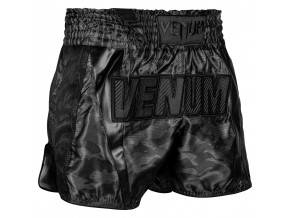 muay thai shorts venum full cam urbancamo black 1