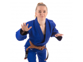 damske kimono classic modre 1