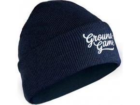Zimní čepice Ground Game Classic 2 tmavě modrá
