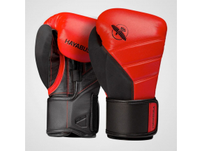 boxerky hayabusa t3 red black 1