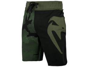 shorts cotton venum assault khaki black 2