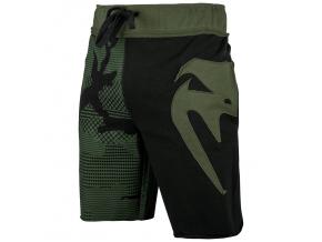 shorts cotton venum assault khaki black 2