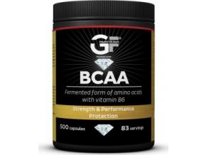 GF nutrition BCAA - 500 kapslí