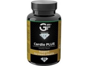 GF nutrition Cardio PLUS - 60 kapslí
