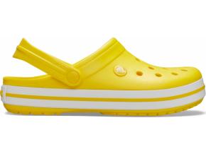 Crocs Crocband Lemon/White