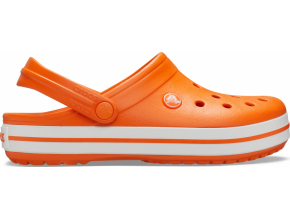 Crocs Crocband Orange/White
