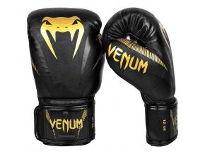 boxerky venum impact black gold 2
