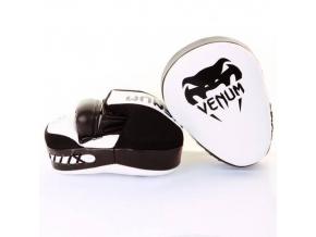 lapy venum focus mitts celluar 2.0 white black 1