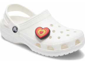 Crocs Odznáček Jibbitz - LED Heart