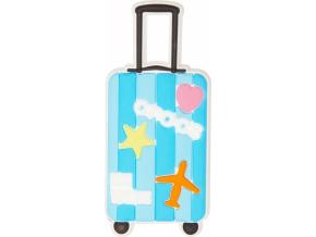 Crocs Odznáček Jibbitz - Crocs Suitcase