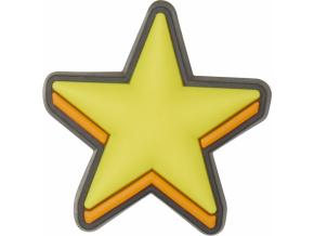 Crocs Odznáček Jibbitz - Star Charm