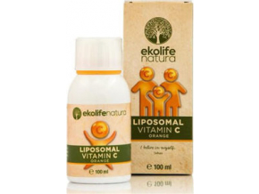 Ekolife Natura Liposomal Vitamin C 500mg 100 ml
