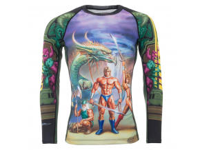 rashguard long tatami golden axe 1