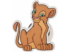 Crocs Odznáček Jibbitz - Lion King Nala