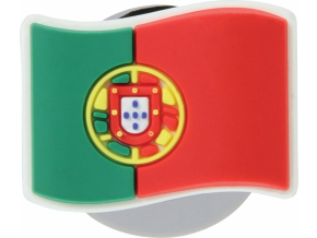 Crocs Odznáček Jibbitz - Portugal Flag