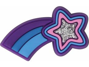 Crocs Odznáček Jibbitz - Shooting Star
