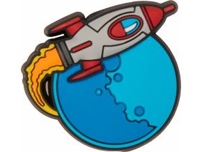 Crocs Odznáček Jibbitz - Rocket Ship