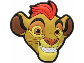 Crocs Odznáček Jibbitz - Lion Guard Kion