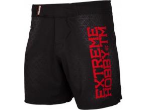 Atletické šortky Extreme Hobby BLACK ARMOUR - černé