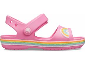 Crocs Crocband Imagination Sandal PS - Pink Lemonade