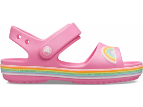 Crocs Crocband Imagination Sandal PS Pink Lemonade