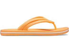 Crocs Crocband Flip W Cantaloupe