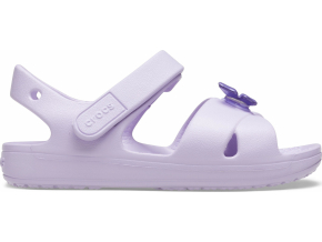 Crocs Classic Cross Strap Sandal PS Lavender