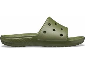 Crocs Classic Crocs Slide - Army Green