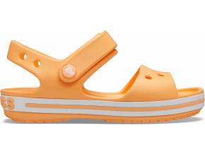 Crocs Crocband Sandal Kids Cantaloupe