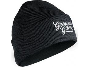Zimní čepice Ground Game Classic 2 - černá
