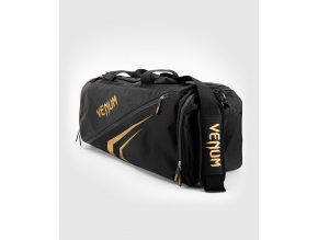 sportstbag venum trainer lite evo black gold 1