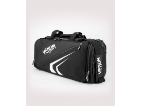 sportstbag venum trainer lite evo black white 1